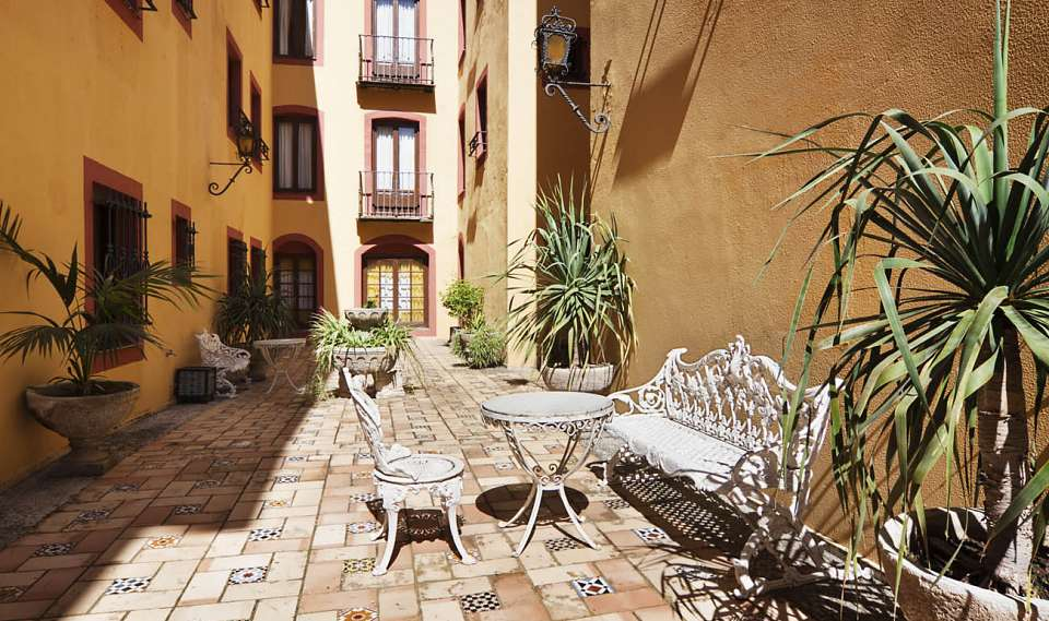 Andaluzija terasa